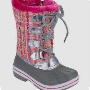Ozark Trail winter knit boots